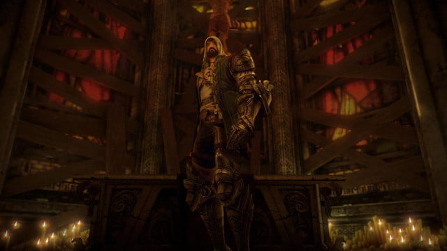 Castlevania Lords of Shadow 2 screenshot 1