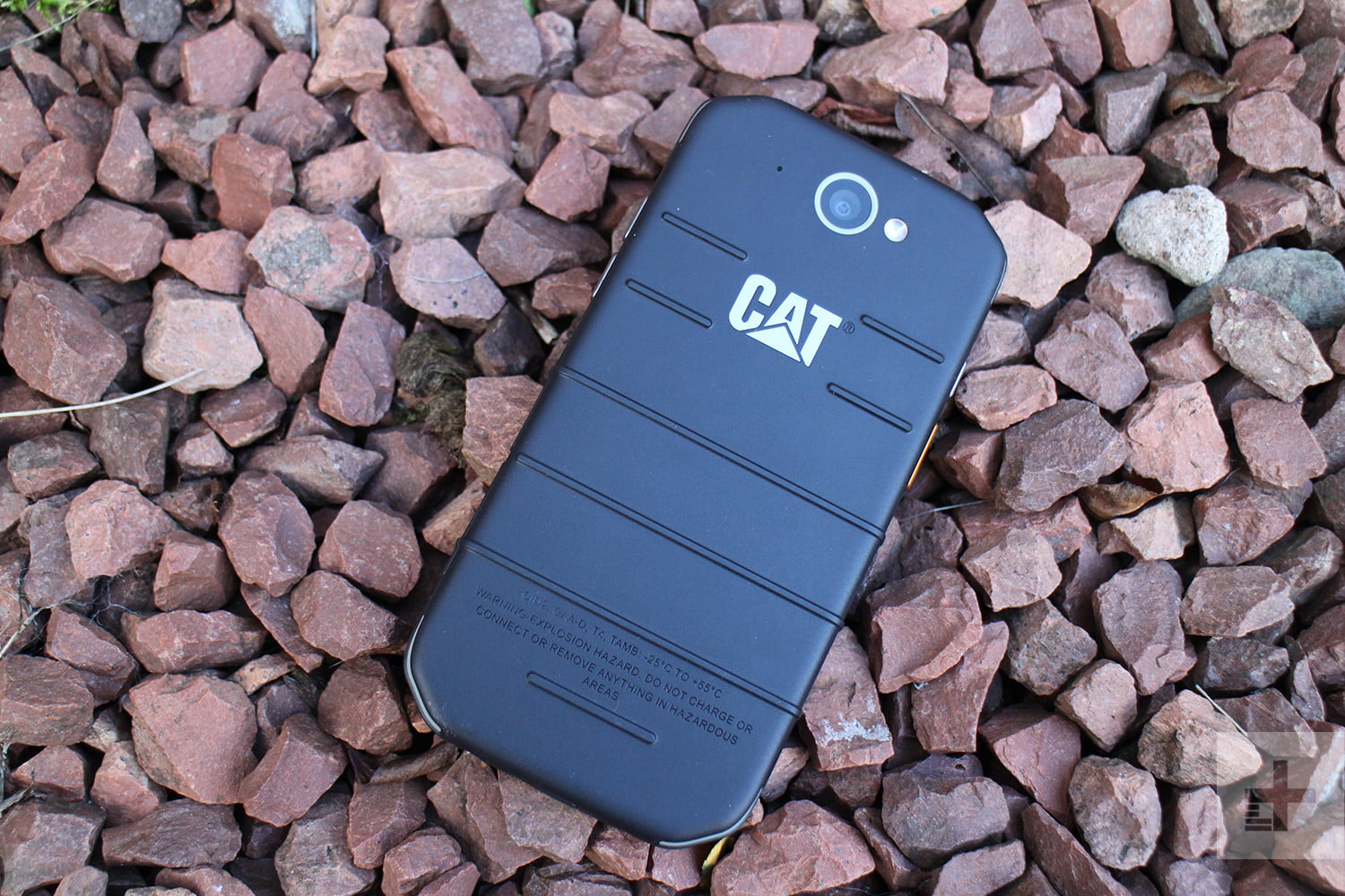 The Cat S48c is the phone designed for construction workers (or the clumsy)