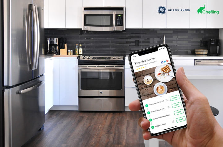 chefling ultraconnect ge appliances ces 2019 gea image jpg