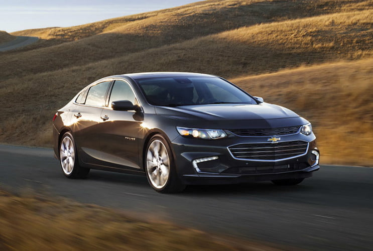 2018 Chevrolet Malibu Standard Features Forego Driver Istance Digital Trends