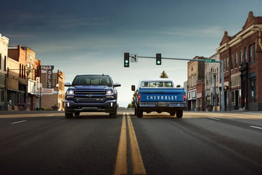 100 Years of Collectible Chevrolet Pickup Trucks | Digital Trends