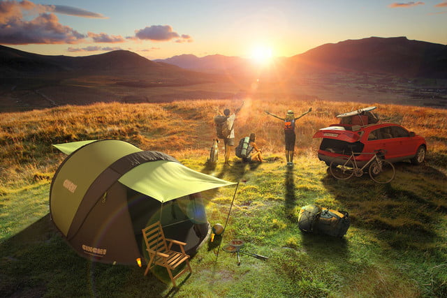 awesome tech you cant buy yet terra cinch pongbot solar powered pop up tent & Best Tech on Kickstarter Indiegogo: Week of August 28 2016 ...