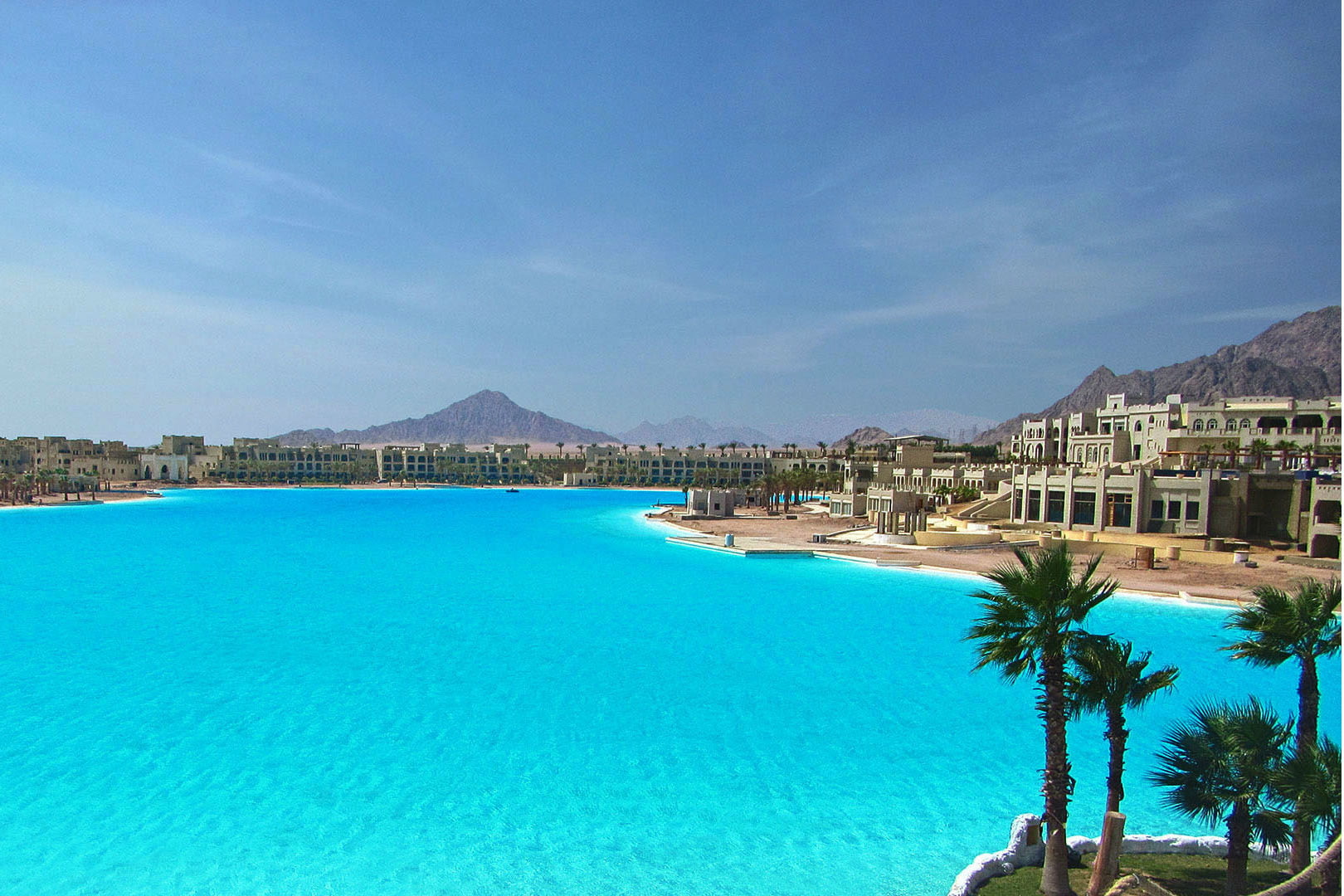 the largest pools in the world from chile to france digital trends