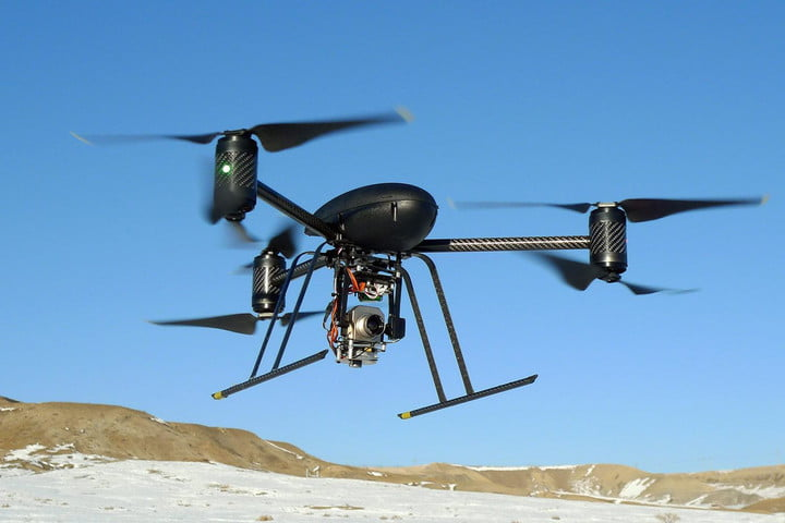 Drone-hunting licenses shot down in Colorado town after protest