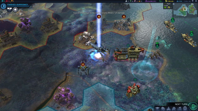 will first 250 turns civilization beyond earth shape screenshot 1