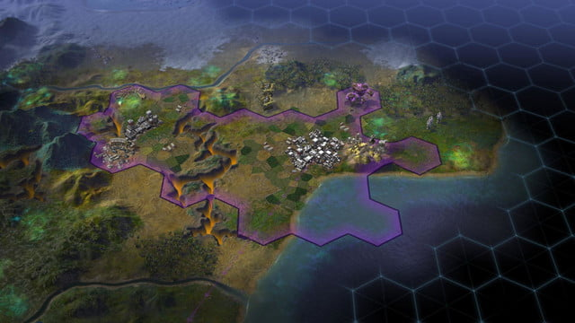 will first 250 turns civilization beyond earth shape screenshot 10