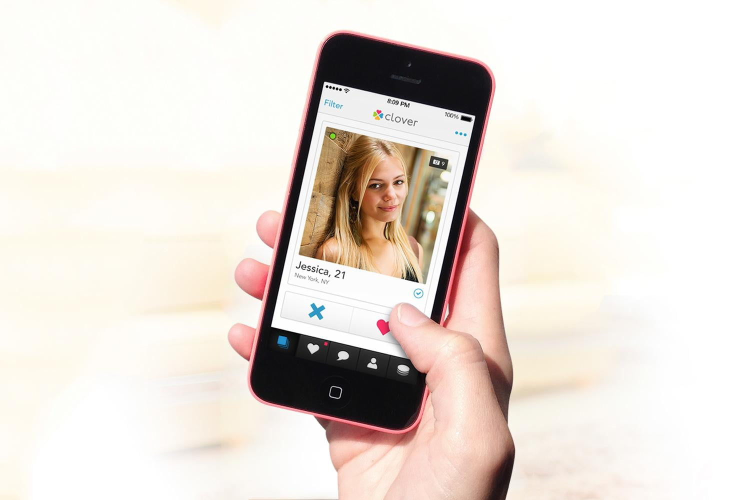 How to use clover hookup app
