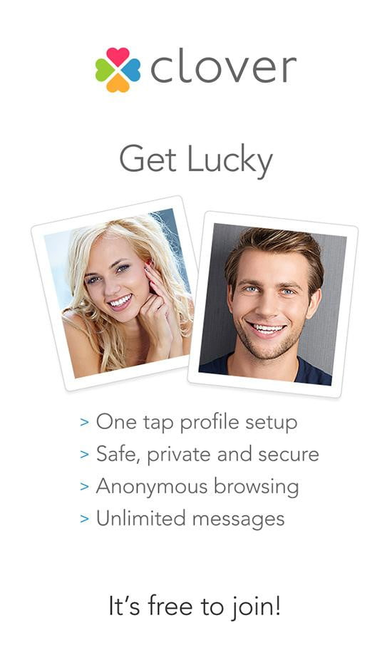 how to delete clover dating account