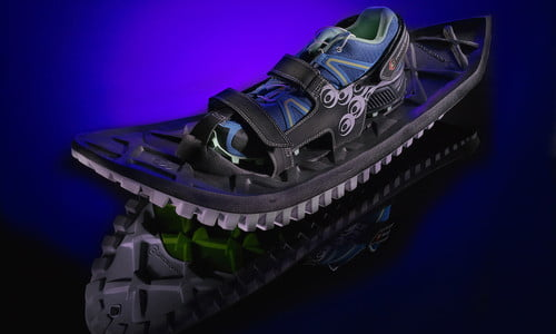 Crescent Moon's updated Eva All-Foam snowshoes improve on the