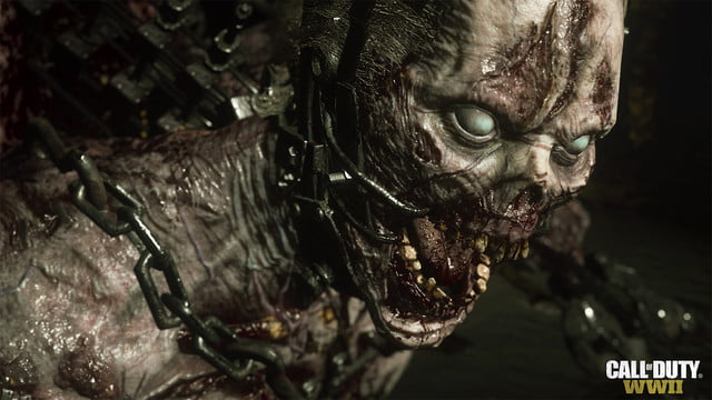 Call of Duty: WW2 review zombie angry