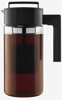 Tired of bitter coffee? Pick up a cold brew coffee maker for $19
