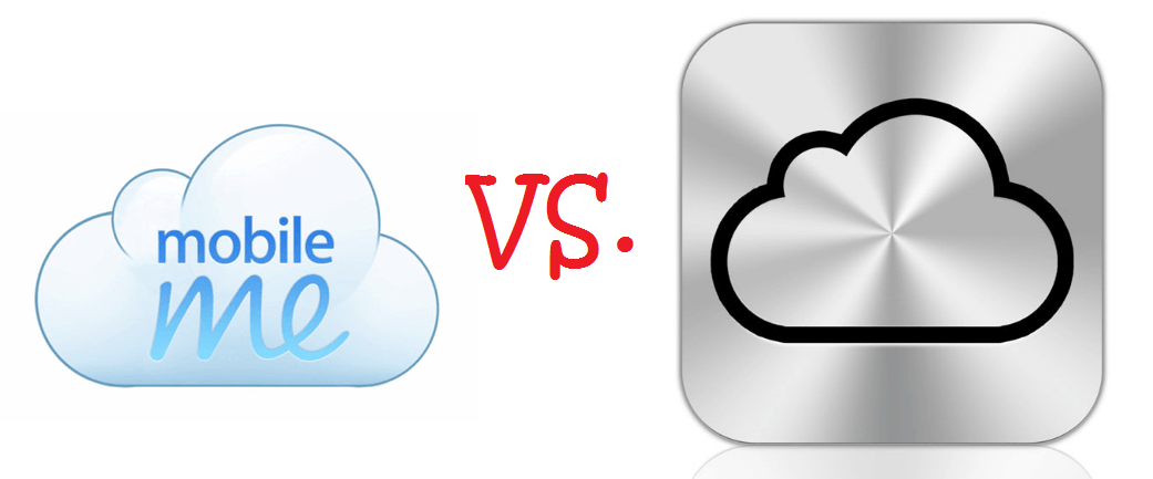 Mobileme Vs Icloud Overhaul Or Upgrade Digital Trends