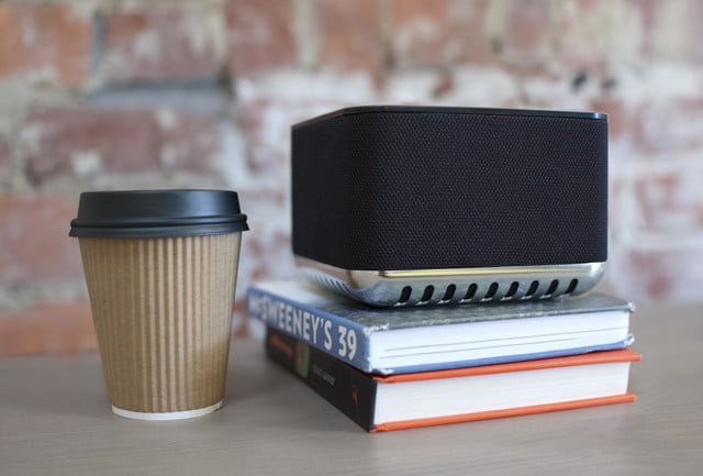mass fidelity core speaker launches indiegogo coffee