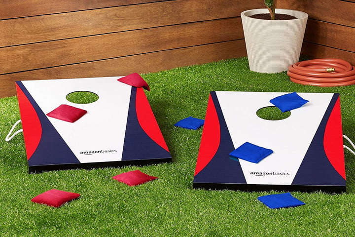 best outdoor yard games corn hole