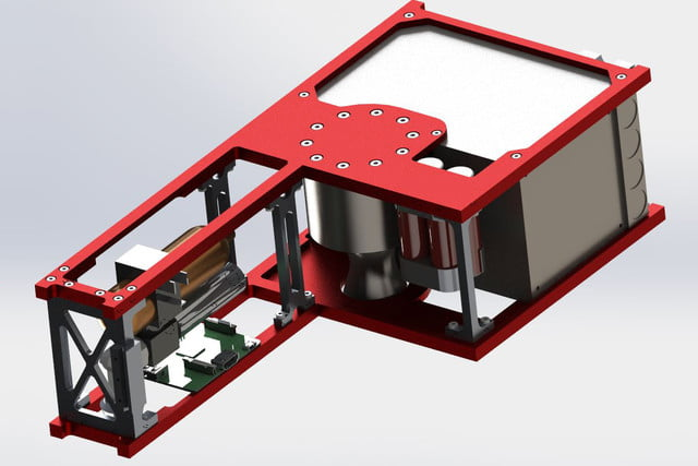a water powered cubesat may soon orbit to the moon cornell cubesate nasa 1