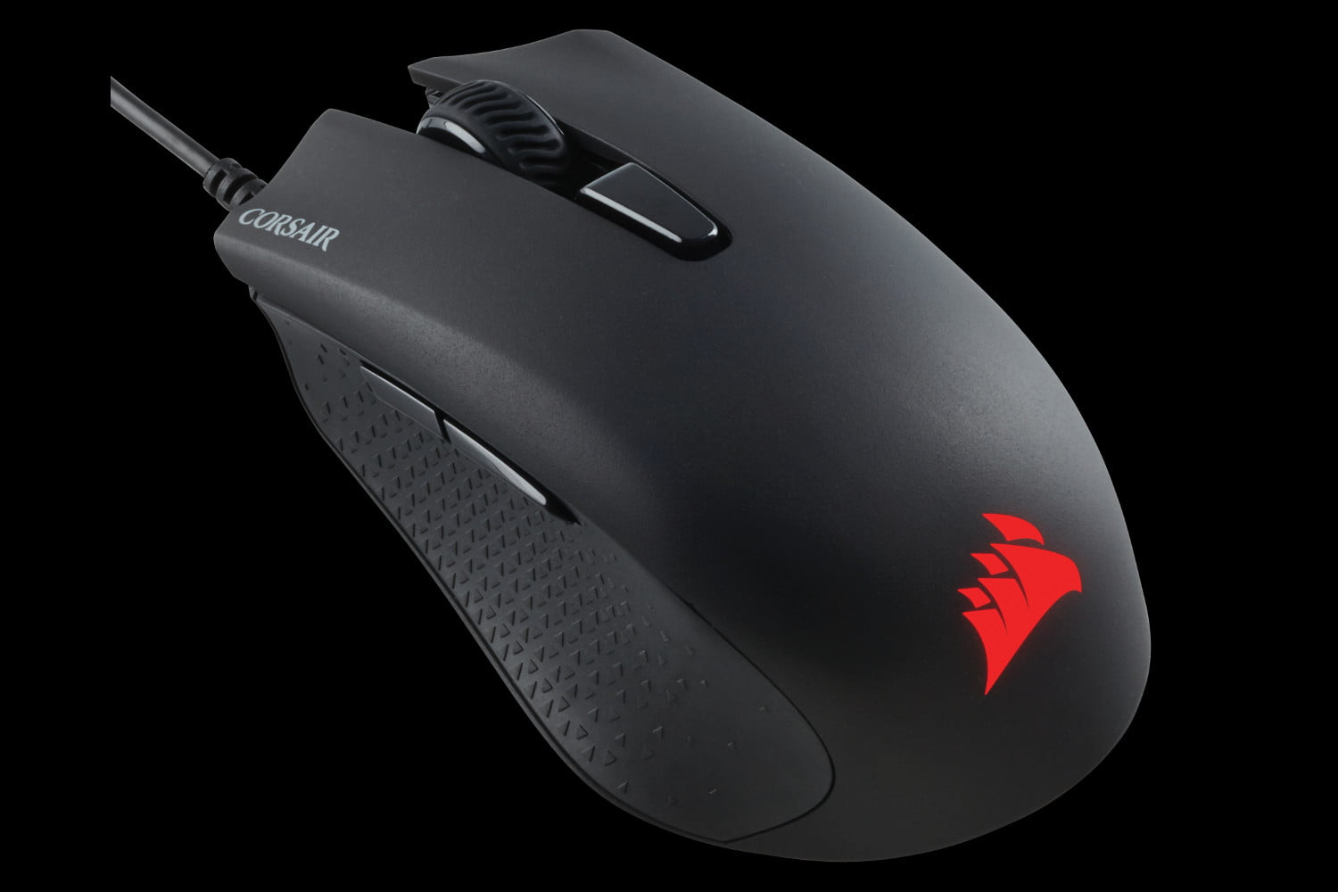 Corsair Targets FPS Gamers With the Harpoon RGB Mouse | Digital Trends