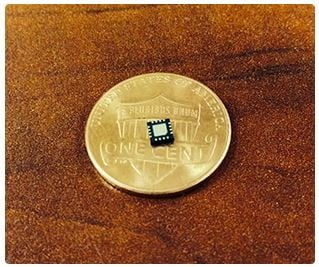 wireless charging over distance barriers cota chip