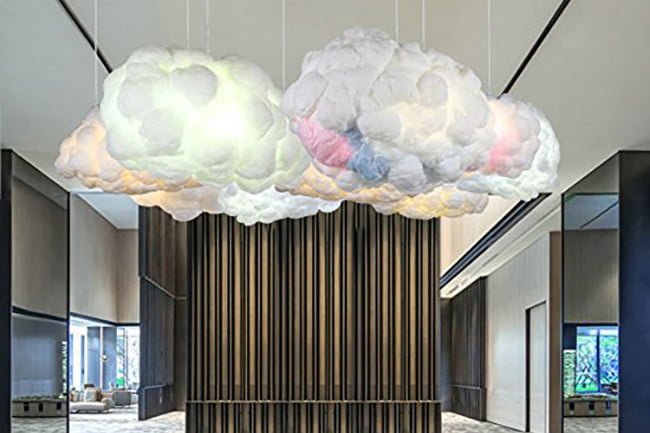 weird chandeliers you can buy on amazon cotton pendant light thumb