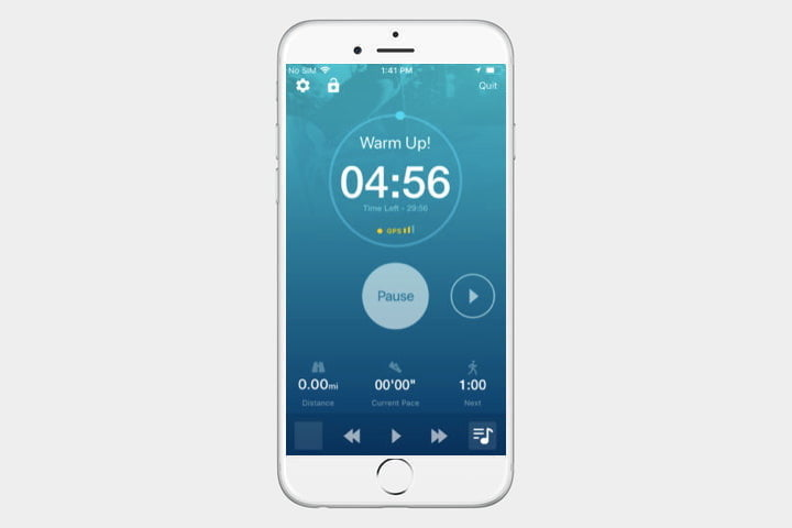 best iphone apps couch to 5k