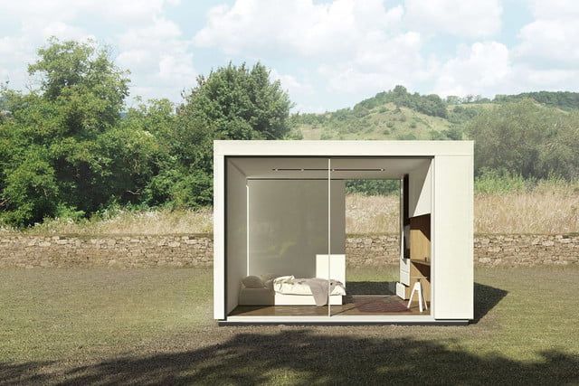 cover prefab homes snap together 13b