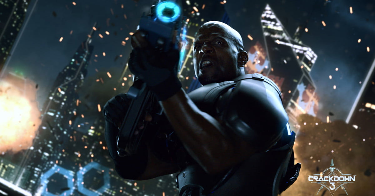 Long-awaited Xbox sequel 'Crackdown 3' reportedly delayed into 2019