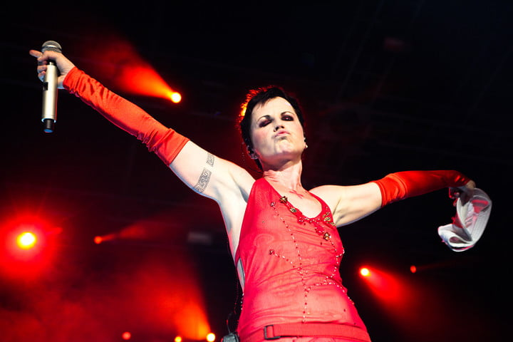 something else is the cranberries greatest hits resurrected live