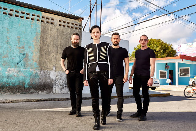 something else is the cranberries greatest hits resurrected press 2017