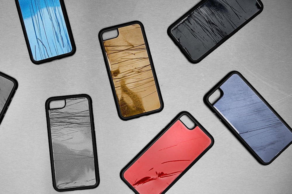 Phone Case Made From Crashed Cars Will Stop You Texting and Driving ...
