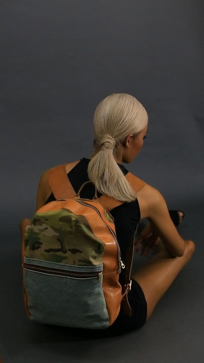 chromorphous color changing technology creol backpack 1