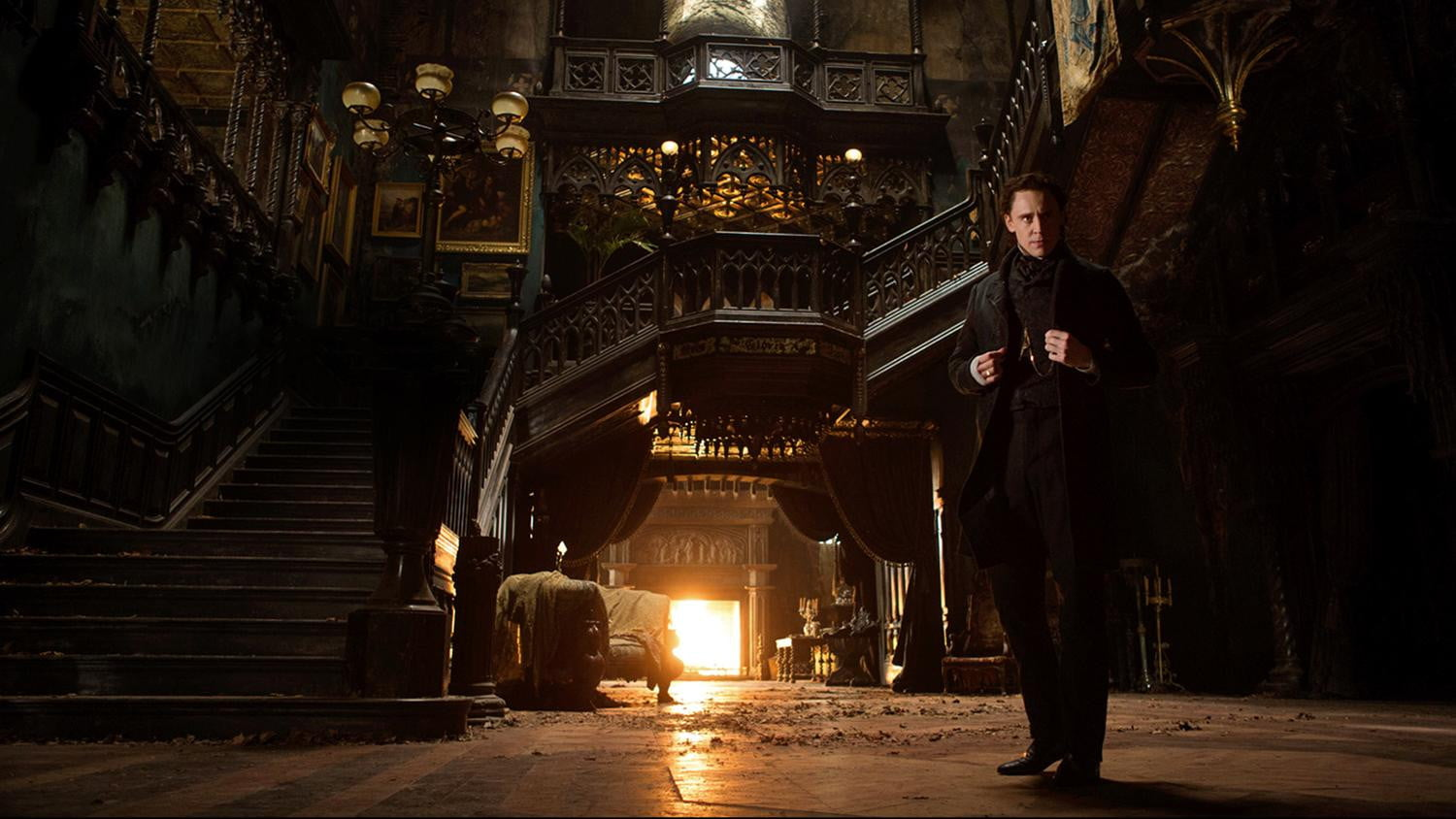 Conventions of the Gothic Horror – The Red Room by HG Wells - Assignment Example