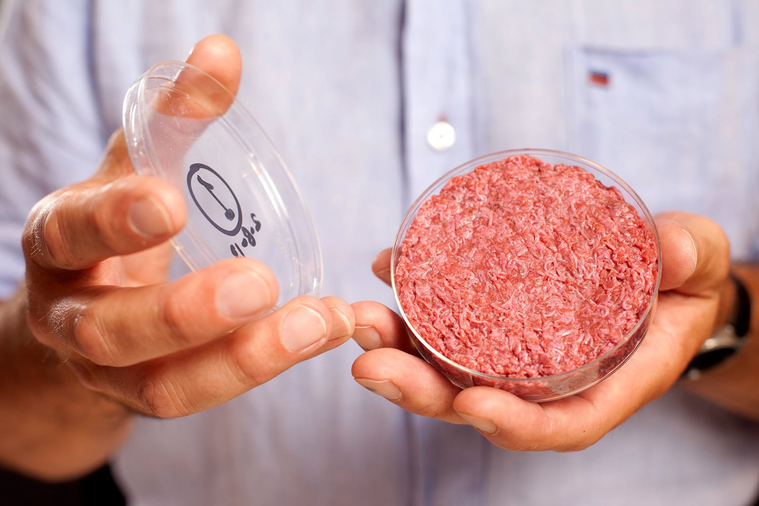 Burgers are just the beginning: Embracing the future of lab- grown everything
