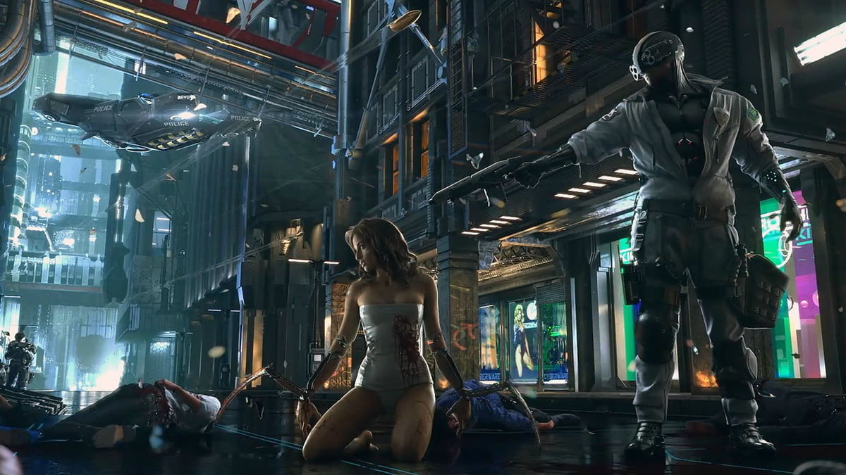 cd projekt red cyberpunk 2077 ransom theft header
