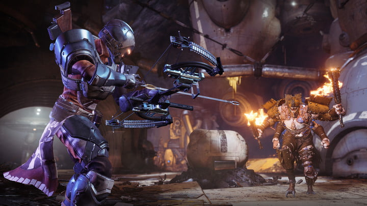 destiny 2 forsaken everything you need to know bow and arrow