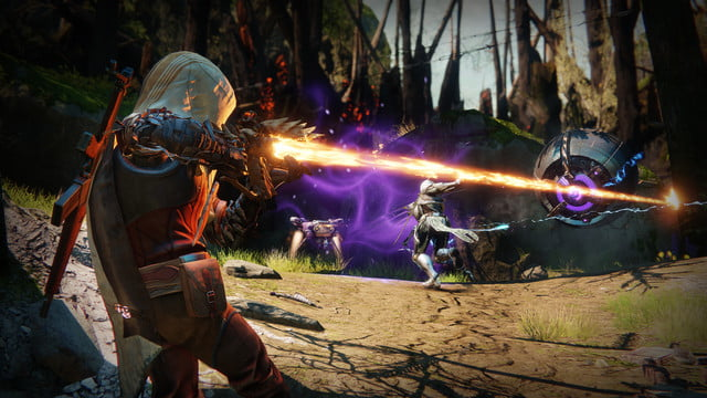 Destiny 2: Forsaken Review