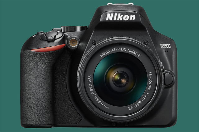 Nikon's Gateway Drug to DSLR Addiction Gets Better With New D3500