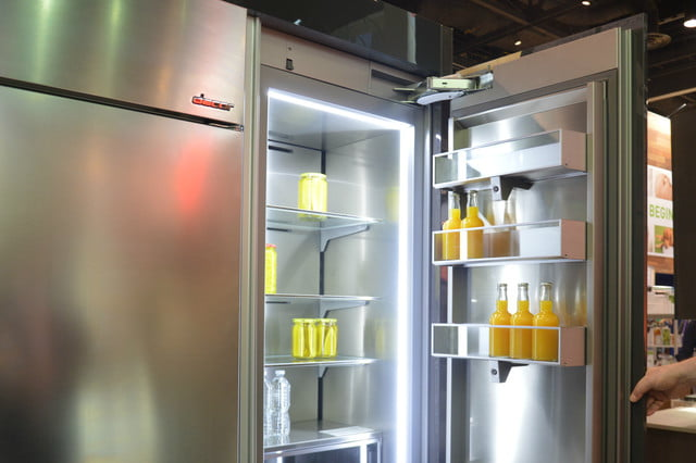 dacor heritage column refrigerator kbis 2017 fridge 2