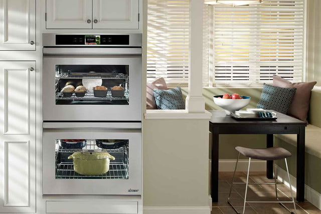 dacors voice activated oven debuts at ces 2015 dacor discovery iq wall