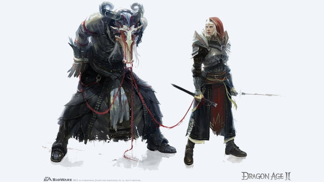 heres everything need know story leading dragon age inquisition daii concept art 27