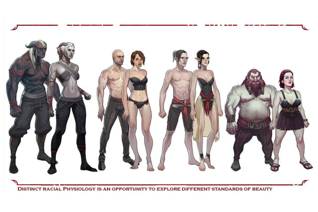 heres everything need know story leading dragon age inquisition daii concept art 9