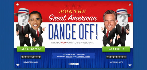 jibjab gets political with the great american dance off digital