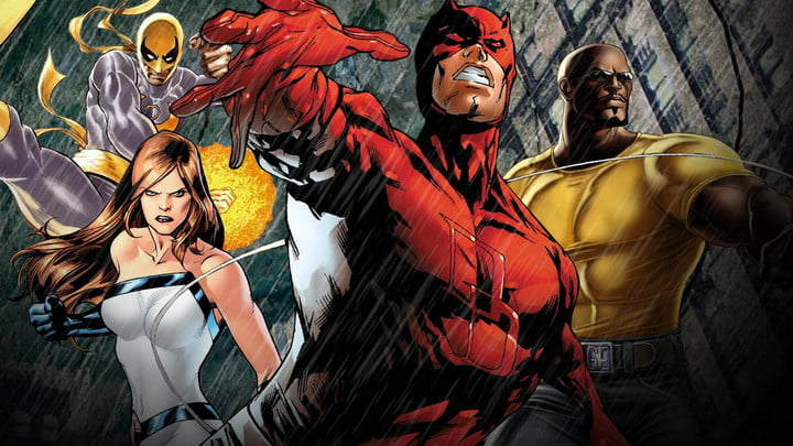 Marvel confirms Netflix series will be set in cinematic universe