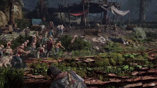 days gone release date gameplay characters setting screen 2