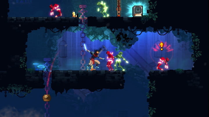 dead cells hands on review screens 5