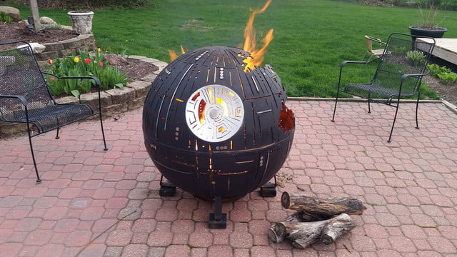 death star fire pit h0o46vg