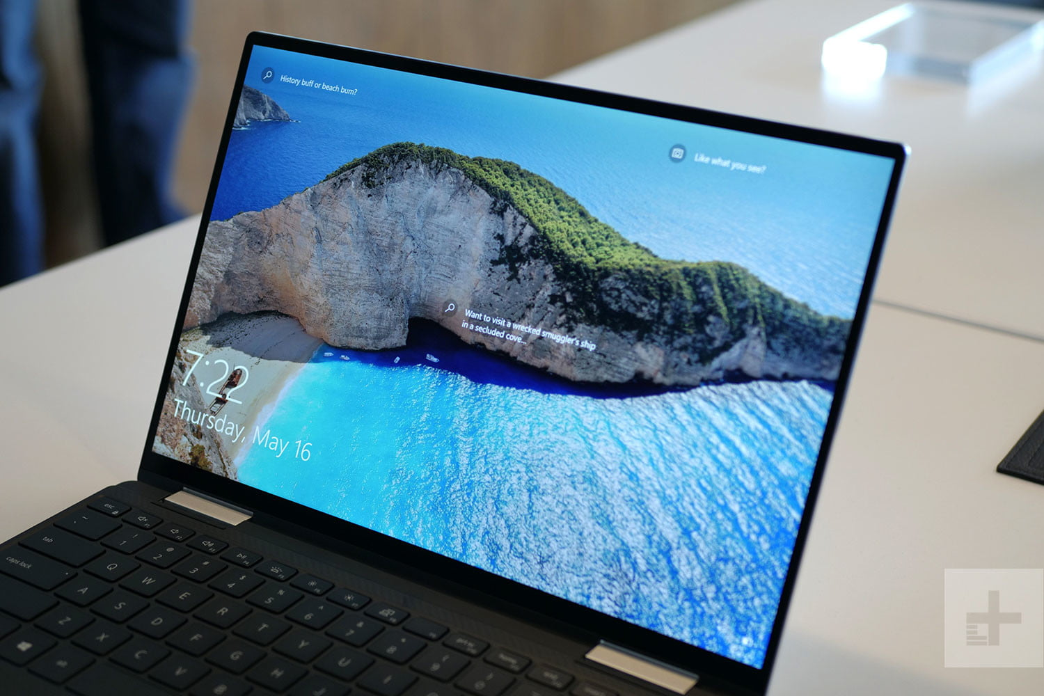 Dell XPS 13 7390 2-in-1 Core i7 - Notebookcheck.it