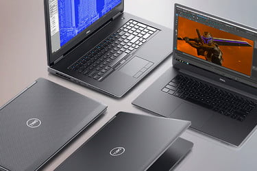 Dell's Precision 3530 Mobile Workstation Ships with Linux,Three
