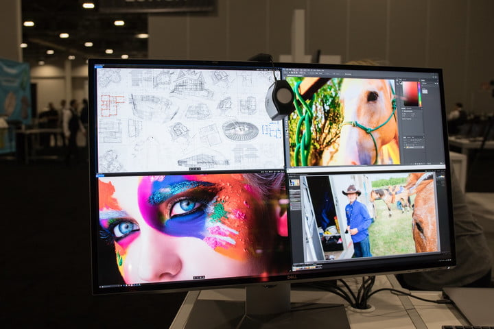best products of adobe max 2017 dell ultrasharp 32 8k monitor