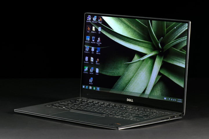 dell xps 13 2015 review angle screen