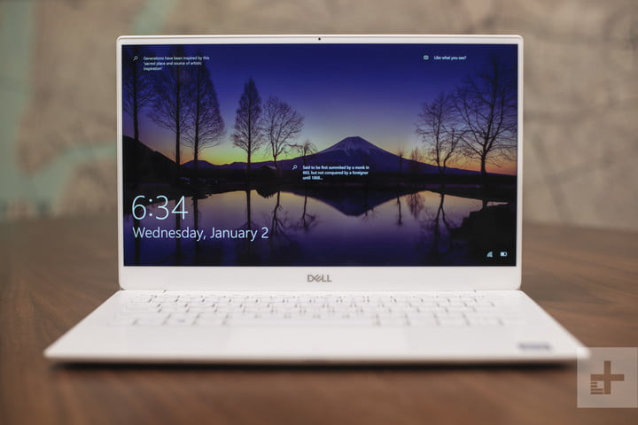 dell xps 13 2019 review a near perfect laptop digital. Black Bedroom Furniture Sets. Home Design Ideas