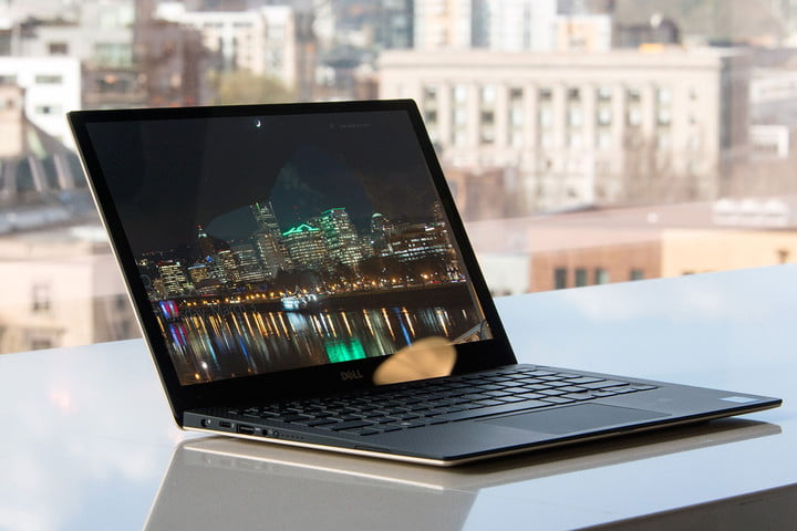 dell xps 13 vs hp spectre gold 2016 front angle 2 1500x1000